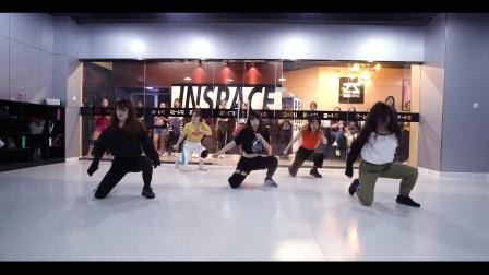 INSPACE舞蹈-LuLu老师-Jazz进阶课程视频-superlove(3)