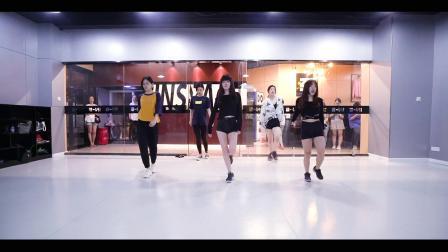 INSPACE舞蹈-MAYIl老师-Jazz基础课程视频-Velvet(完整)