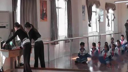湘文艺版小学音乐一年级上册第一课(音乐游戏)欢迎你-胡老师优质课视频(配课件教案)