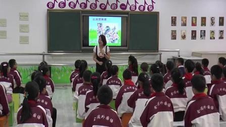 苏少版小学三年级音乐上册第三单元_百灵鸟的歌唱:顽皮的小杜鹃_白鸽_叫我唱歌我唱歌-徐老师优质课视频(配课件教案)