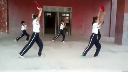 中国功夫扇子舞蹈 《中国功夫》-原创-高清正版视频在线观看–爱奇艺