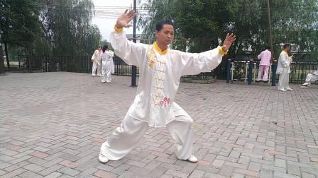 杨氏27式太极拳