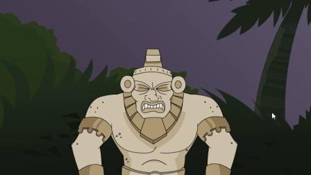 史酷比丛林探险之恐怖玛雅城