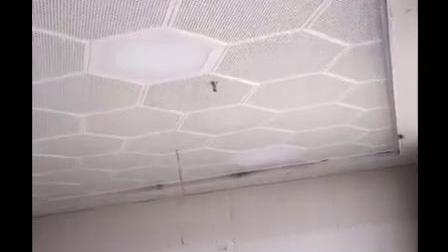 宏铝建材-六角板吊顶