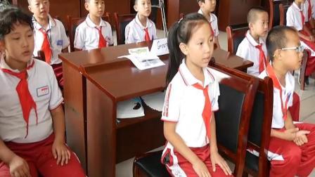 人教版_英语_三年级_下册Unit 2 My familyB-冯老师优质课视频(配课件教案)