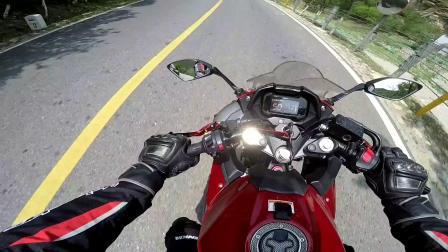 GSX250R 摩托车跑山杂谈续集