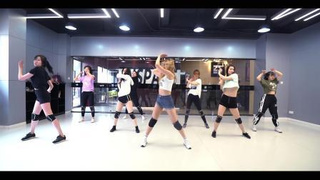 INSPACE舞蹈-Kahey老师-Kpop进阶课程视频-Toxic(完整)