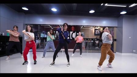 INSPACE舞蹈-MAYI老师-Jazz基础课程-Bellyache(完整)