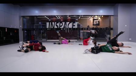 INSPACE舞蹈-欢欢老师-Girl's Style进阶课代课-Roxanne