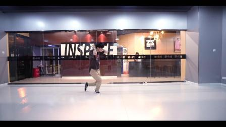 INSPACE舞蹈-jin老师-Urban提高课代课视频-Speechless