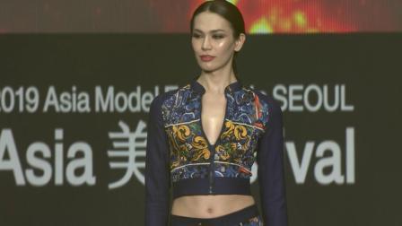 亚洲模特盛典流行秀- Patrick Pham Paris (Vietnam)