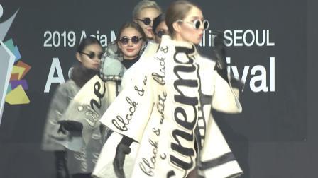 亚洲模特盛典流行秀- Kate (Kyrgystan)