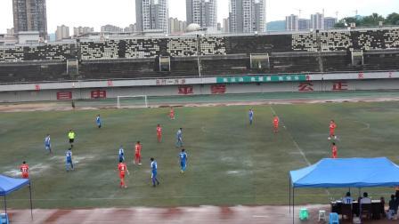 2019长寿区第一届全民健身运动会足球赛-----重庆润麒vs长寿教委