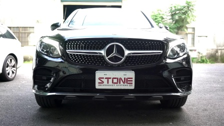Mercedes Benz M274 C253 GLC250 4MATIC sound
