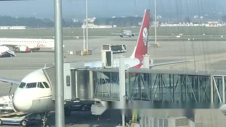 南宁吴圩机场飞机
