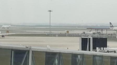 合肥新桥机场飞机