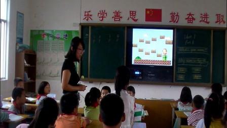 闽教版小学三年级英语上册Unit 1 HelloPart B-林老师优质课视频(配课件教案)
