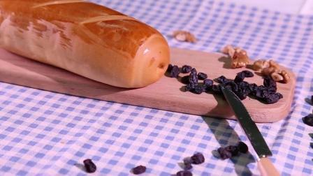 俄罗斯大列巴面包手撕切片老式全麦果仁夹心糕点