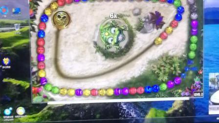 祖玛的复仇挑战level2