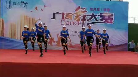 武商曼蒂曳步舞团2019年第二场比赛圆满成功