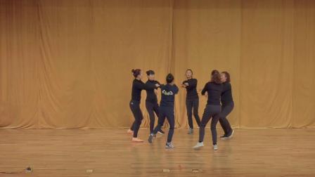 """迪庆州文化馆第十套""""大家乐""""民族广场舞教学视频 (7 创作改编舞蹈 )"""