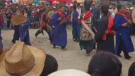 【临夏醮典】临夏市三龙王庙二O一九年打醮