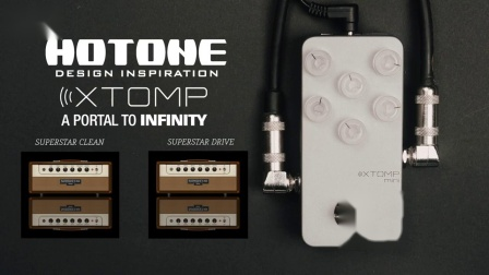 New Amps for Hotone Audio XTOMP(LoneStar)