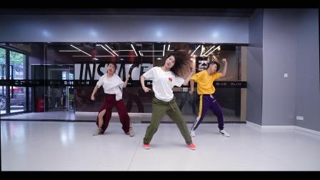 INSPACE舞蹈-LuLu老师-Jazz基础课程视频-Operate(3)