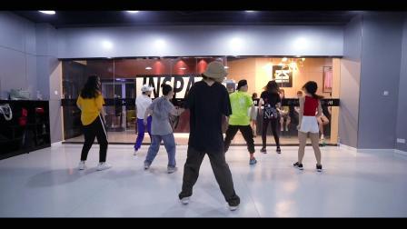 INSPACE舞蹈-Mio老师-Hiphop进阶课程视频