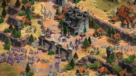 【3DM游戏网】《帝国时代2:终极版》E3中文版预告片