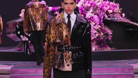 Versace SS20 Men's Show