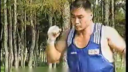 拳击教学片 中国拳击队内部教材 CD1-0005