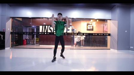 INSPACE舞蹈-Visco老师-Jazz进阶课程视频-Bed