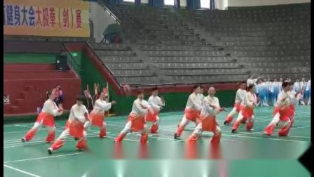 株洲市攸县38式综合太极拳