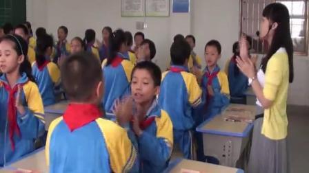 人教PEP版小学三年级英语下册Unit 2 My familyB-郑老师优质课视频(配课件教案)