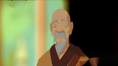 大安法师讲故事:神赞禅师报师恩的一个公案