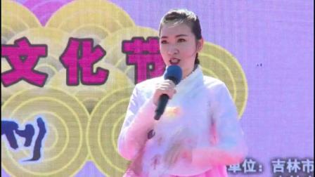磐石市朝鲜族老年协会吉林演出