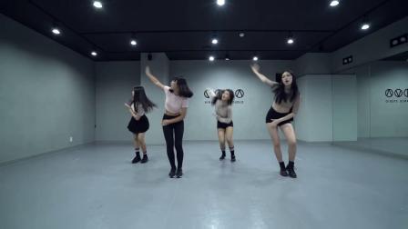 BLACK PINK블랙핑크 - PLAYING WITH FIRE불장난 美女热舞版