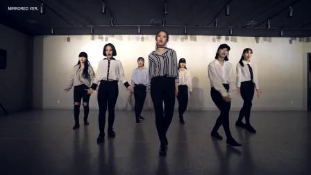 [Mirrored ver.] PRODUCE101(국민의 아들) - NEVER(35 Boys 5 Concepts)  美女热舞版