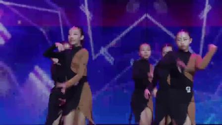 艺杉舞蹈培训学校——舞动津彩少儿艺术节目展演活动