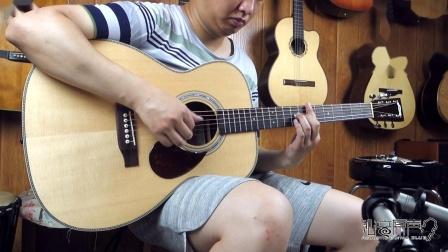 拉美斯 RAMIS OM10 吉他评测 沁音原声吉他