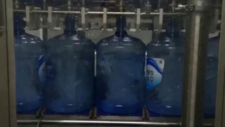 定液位灌装系统乐百氏