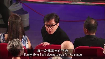 成龙:动作演员需要一个属于他们的奖