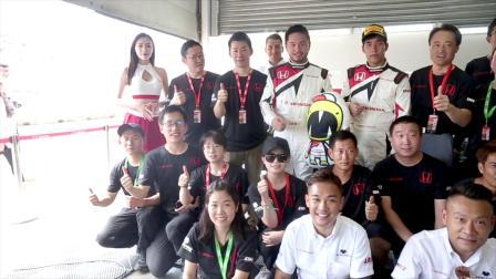 2019泛珠三角超级赛车夏季赛-东风HONDA Rcing Team 赛后视频