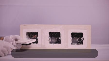 POE供电的无线路由器安装说明