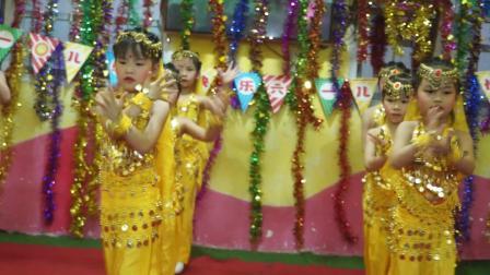 2.大班舞蹈《欢乐的跳吧》