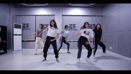 INSPACE舞蹈-sugar老师-Jazz基础课程-Painkiller(2)