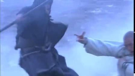 我在少林寺传奇 第三部 大漠英豪 01截了一段小视频