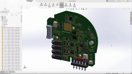 SOLIDWORKS PCB 2019 新功能