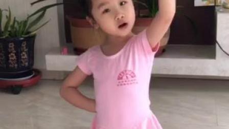琪琪宝贝5岁记录